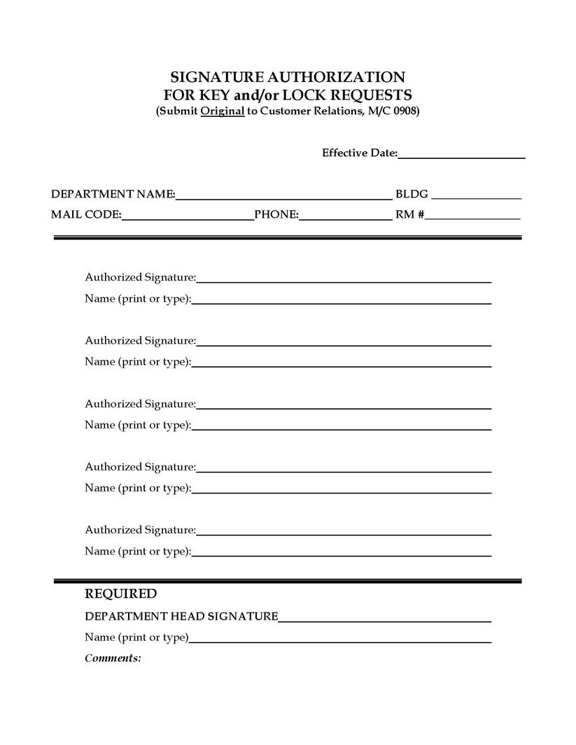 Employee Key Holder Agreement Template 6146728 Hitori49fo